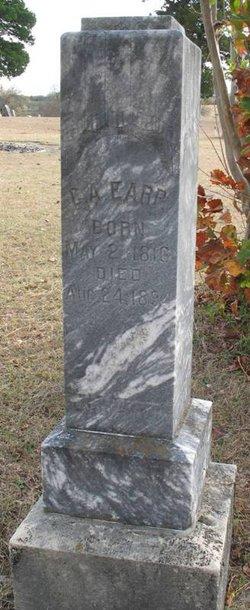 Caleb Asbury Earp
