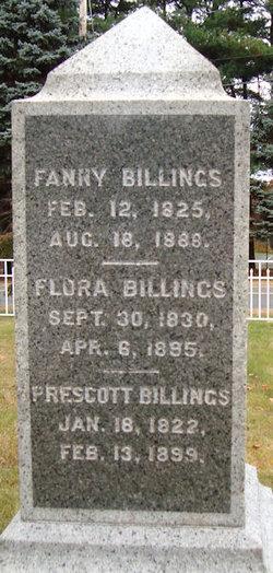 Flora Billings