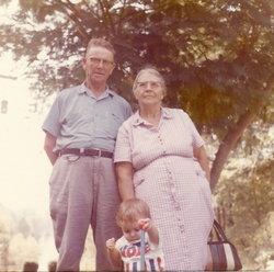 Lillian Gertrude <i>Letsinger</i> Martin