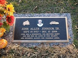 John Allen Johnson, Sr