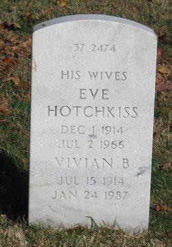 Eve <i>Hotchkiss</i> Funke
