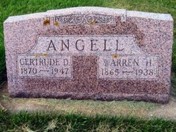 Warren H Angell