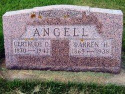 Gertrude May <i>Davis</i> Angell