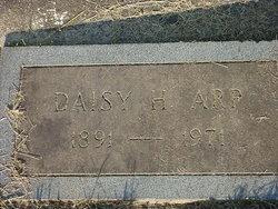 Daisy <i>Hawkins</i> Arp