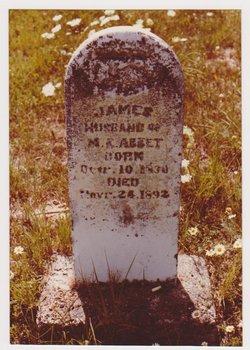 James Abbet