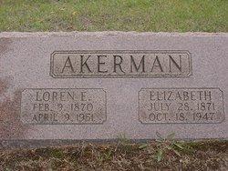 Loren Everett Akerman