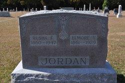 Jrusha Francis Rusha <i>Ingram</i> Jordan