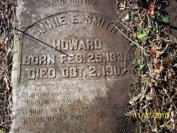 Ann E. Annie <i>Smith</i> Redding Howard