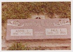 Addie Elsie <i>Abbett</i> Kroeger