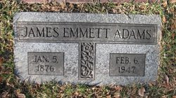James Emmett Adams