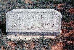 Addie Nell <i>Clark</i> Clark