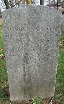 Mary Almy <i>Seaman</i> Valentine