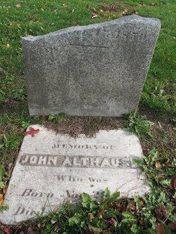 John Althause
