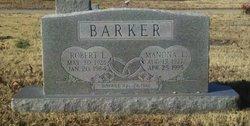 Robert Lee <i>Gish</i> Barker