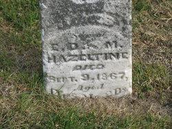 James M. Hazeltine