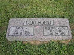 Florence Virginia <i>Wilson</i> Guilford