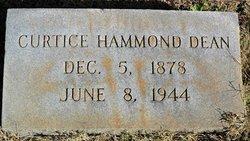 Curtice B <i>Hammond</i> Dean