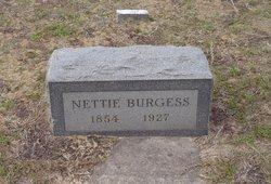 Nettie <i>Marsh</i> Burgess
