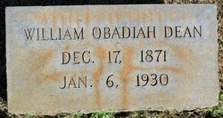 William Obadiah Willie Dean