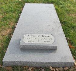 Anna V. <i>Hopp</i> Bond