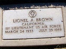 Lionel A. Brown
