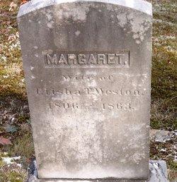 Margaret <i>Chute</i> Weston