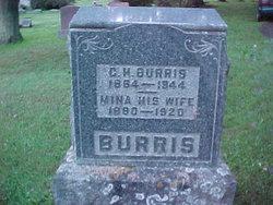 C. H. Burris