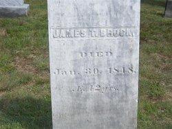 James T Brock