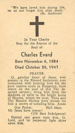 Charles Evard