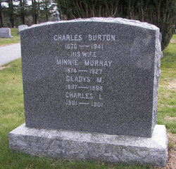Charles L Burton