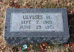 Ulysses M. Alley