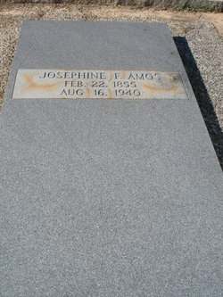Josephine <i>Fulford</i> Amos