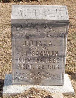 Julia Anna <i>Crunk</i> Brannan