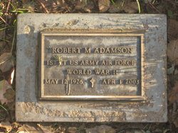 Robert M. Adamson