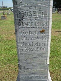 Joseph Armbruster