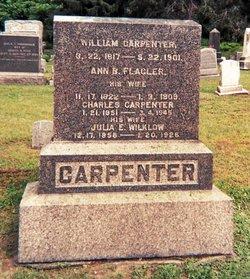 Ann B. <i>Flagler</i> Carpenter