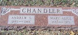 Mary Alice <i>Jordon</i> Chandler