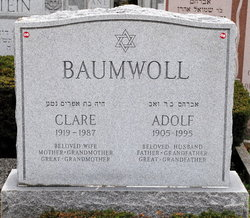 Clare Baumwoll