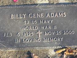 Billy Gene Adams