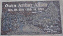 Owen Arthur Allred