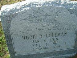 Hugh D. Coleman
