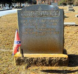 Capt Robert F. Montgomery