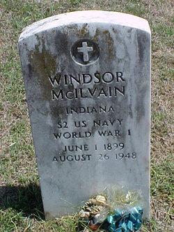 Windsor McIlvain