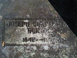 Capt Joseph Q. Burton
