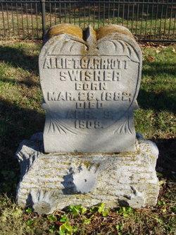 Allie T. <i>Swisher</i> Garriott