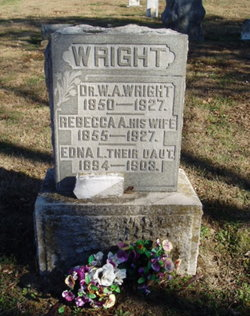 Dr W. A. Wright