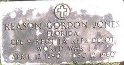 Reason Gordon Jones