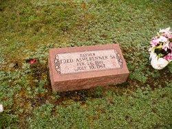 Fred Ashbrenner, Sr