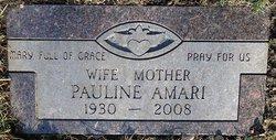 Pauline <i>Umana</i> Amari