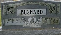 Hazel Mary <i>Hahs</i> Bushard